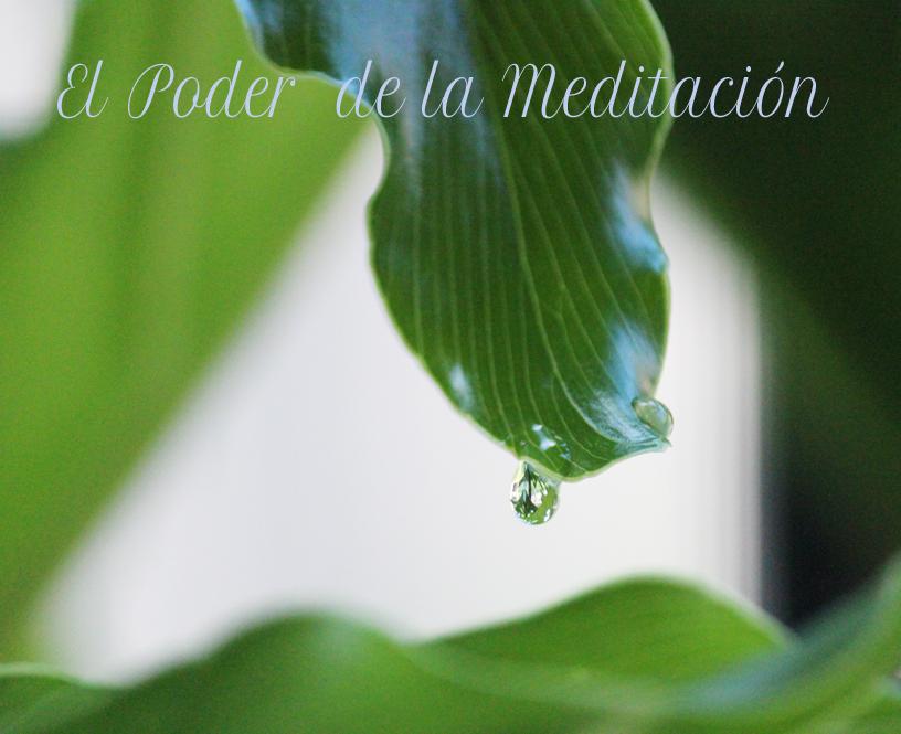 Cambia de Energía, aprende los beneficios de la meditación